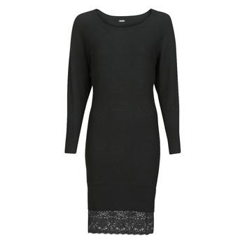 textil Dam Korta klänningar Guess CELINE Svart