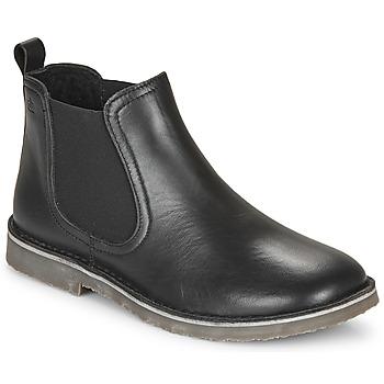 Skor Barn Boots Citrouille et Compagnie HOVETTE Svart