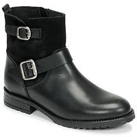 Skor Flickor Boots Citrouille et Compagnie NIVOLE Svart