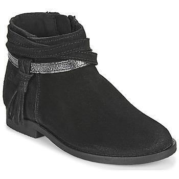Skor Flickor Boots Citrouille et Compagnie NIVOLET Svart