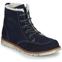 Skor Pojkar Boots Citrouille et Compagnie LISITON Marin