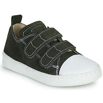 Skor Pojkar Sneakers Citrouille et Compagnie NADIR Kaki