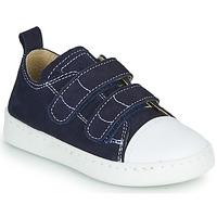 Skor Pojkar Sneakers Citrouille et Compagnie NADIR Marin