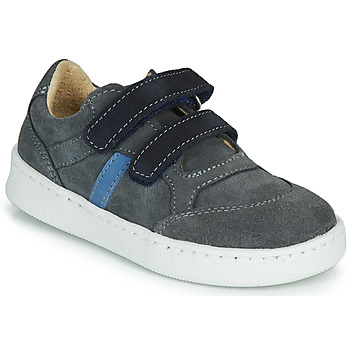 Skor Pojkar Sneakers Citrouille et Compagnie NESTOK Grå / Marin