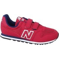 Skor Barn Sneakers New Balance 500 Grenade,Rödbrunt