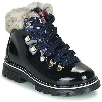 Skor Flickor Boots Pablosky 489629-J Blå