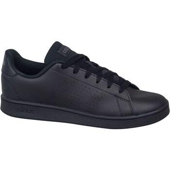 Skor Sneakers adidas Originals Advantage K Svarta