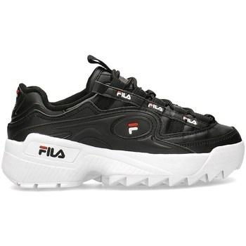 Skor Dam Sneakers Fila Dformation Wmn Svarta