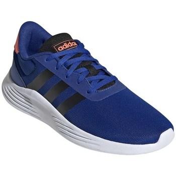 Skor Pojkar Löparskor adidas Originals Lite Racer Vit, Blå, Orange
