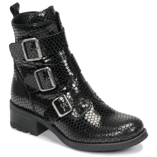 Skor Dam Boots Betty London NANISS Svart