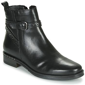 Skor Dam Boots Betty London NORIA Svart