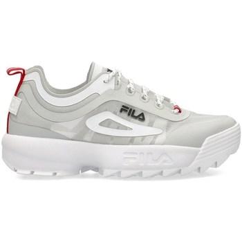 Skor Dam Sneakers Fila Disruptor Run Gråa