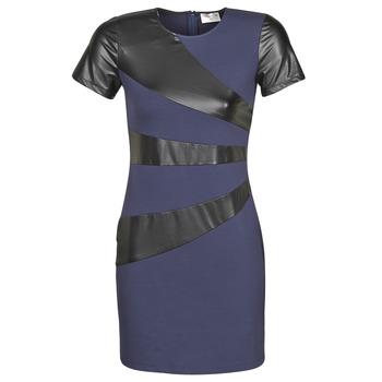 textil Dam Korta klänningar Moony Mood JOULOU Marin