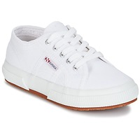 Skor Barn Sneakers Superga 2750 KIDS Vit