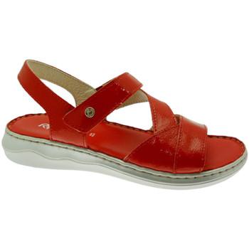 Skor Dam Sandaler Riposella RIP40724ro rosso