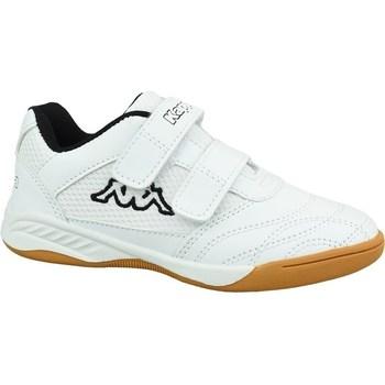 Skor Barn Sneakers Kappa Kickoff K Vit