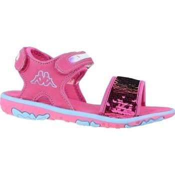 Skor Barn Sandaler Kappa Seaqueen K Rosa
