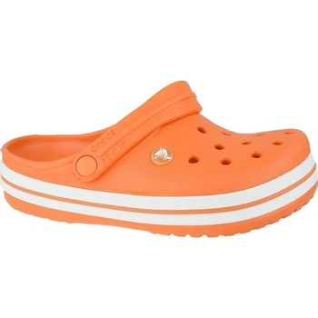 Skor Barn Träskor Crocs Crocband Clog K Orange