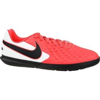 Skor Barn Fotbollsskor Nike Tiempo Legend 8 Club IC JR Vit,Svarta,Röda