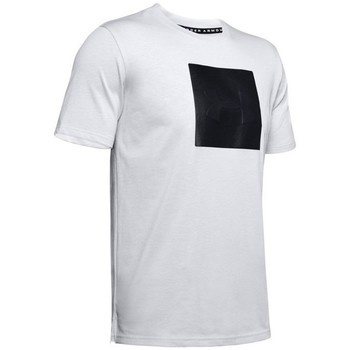 textil Herr T-shirts Under Armour Unstoppable Knit Tee Gråa