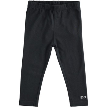 textil Flickor Leggings Ido 4J192 Nero