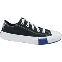 Skor Barn Sneakers Converse Chuck Taylor All Star JR Vit,Svarta