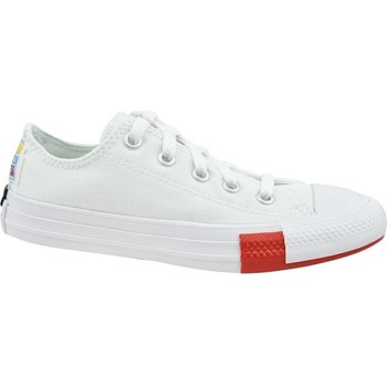 Skor Barn Sneakers Converse Chuck Taylor All Star JR Vit