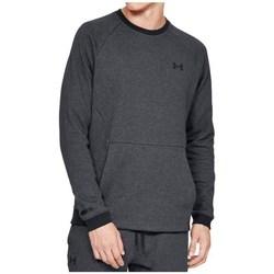 textil Herr Sweatshirts Under Armour Unstoppable 2X Knit Crew Grafit