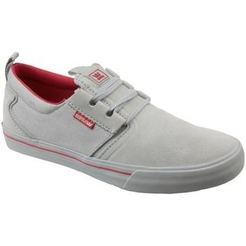 Skor Herr Sneakers Supra Flow Gråa
