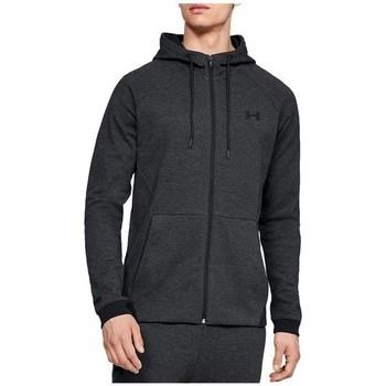 textil Herr Sweatshirts Under Armour Unstoppable 2X Knit FZ Hoodie Grafit