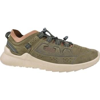 Skor Herr Sneakers Keen Highland Oliv,Beige