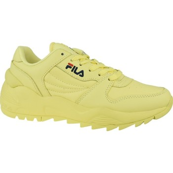 Skor Dam Sneakers Fila Orbit Cmr Jogger L Low Wmn Gula