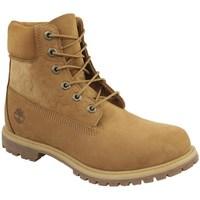 Skor Dam Höga sneakers Timberland 6 IN Premium Boot W Honumg