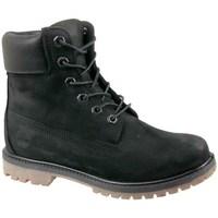 Skor Dam Höga sneakers Timberland 6 IN Premium Boot W Svarta