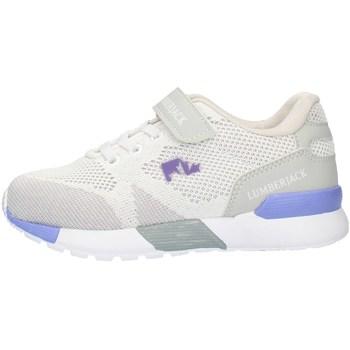 Skor Flickor Sneakers Lumberjack SG62111001C27 White ice