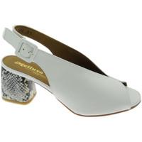 Skor Dam Sandaler Melluso MEN622PTbi bianco