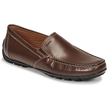 Skor Herr Loafers Geox MONET Brun