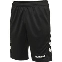 textil Barn Shorts / Bermudas Hummel Short enfant  hmlPROMO noir