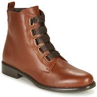 Skor Dam Boots Betty London NAMA Kamel