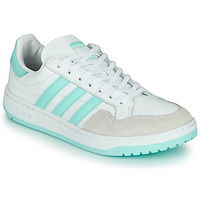 Skor Sneakers adidas Originals TEAM COURT W Vit / Turkos