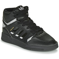 Skor Sneakers adidas Originals DROP STEP Svart / Silverfärgad