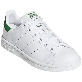 Skor Sneakers adidas Originals Stan Smith Junior Vit
