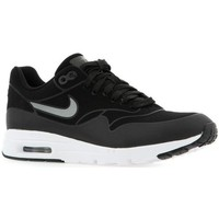 Skor Dam Sneakers Nike Wmns Air Max 1 Ultra Moire Svarta