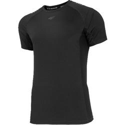 textil Herr T-shirts 4F Men's Functional T-shirt H4L20-TSMF018-20S