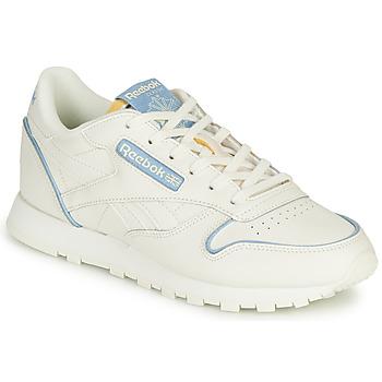 Skor Sneakers Reebok Classic CL LTHR Vit