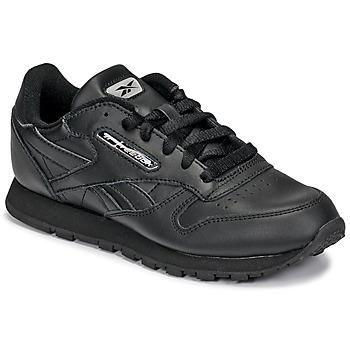Skor Barn Sneakers Reebok Classic CLASSIC LEATHER Svart