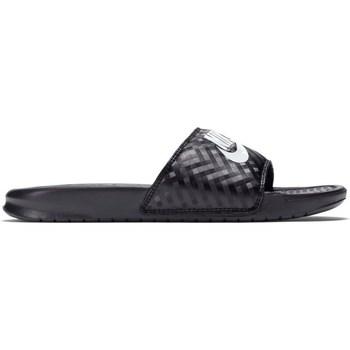 Skor Dam Flip-flops Nike Wmns Benassi Jdi Svarta