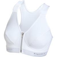 Underkläder Dam Bh Zsport Brassière  Zbra Silver grands bonnets blanc