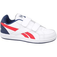 Skor Barn Sneakers Reebok Sport Royal Prime Vit, Röda, Grenade