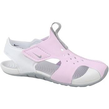 Skor Barn Sneakers Nike Sunray Protect 2 PS Vit, Rosa